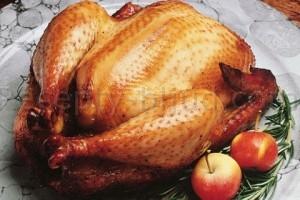 Рецепт курица с яюлоками