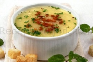 Рецепт супа картофельного по-французски
