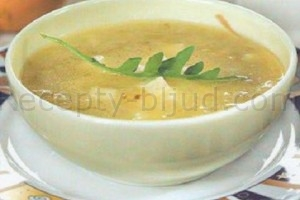 Рецепт супа рыбного легкого