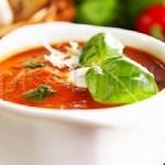 Суп томатный легкий