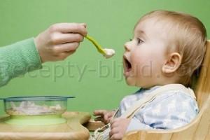 Каши детям от 1 до 3 лет рецепты