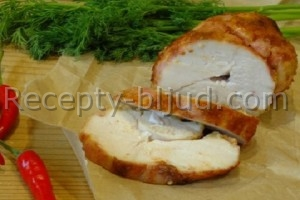 Пастрома из курицы рецепт