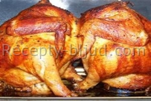 Курица на банке рецепт