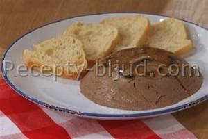 Фуа-гра из куриной печени рецепт