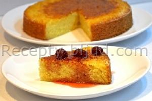 Рецепт приготовления манника на кефире с фото