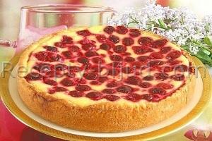 Рецепт легкого пирога на кефире с фото
