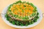 Рецепт Печеночного торта с фото