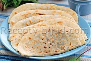 Рецепт Кутаба с фото
