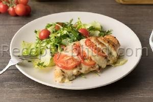 Курица Капрезе рецепт