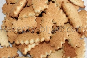 Печенье из огуречного рассола рецепт